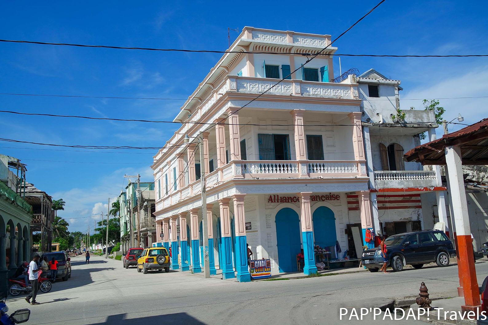 Alliance Française, les Cayes - Sud Haïti