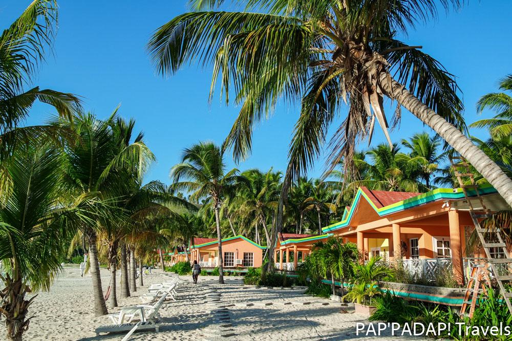 Beach House Abaka Bay Ile à vache Sud Haiti