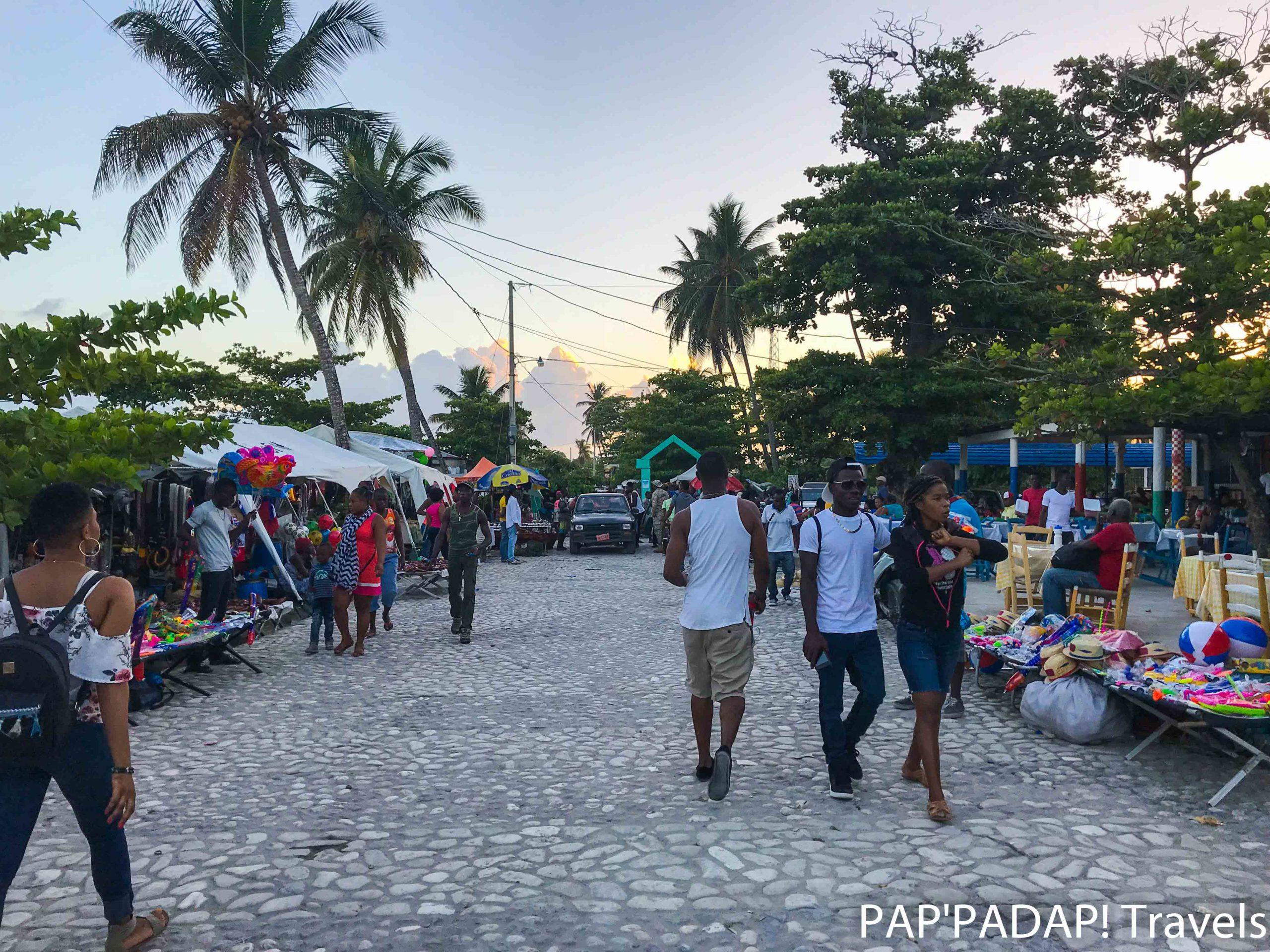 Festival, Gelée - Sud Haiti