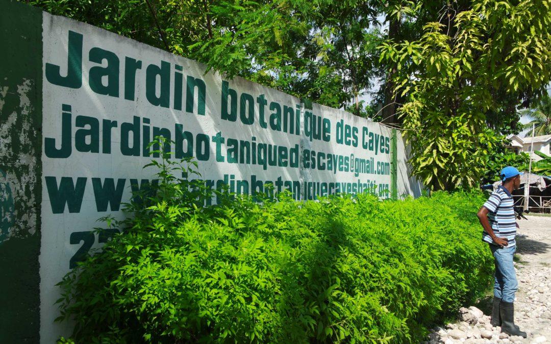 Botanical Garden of Les Cayes