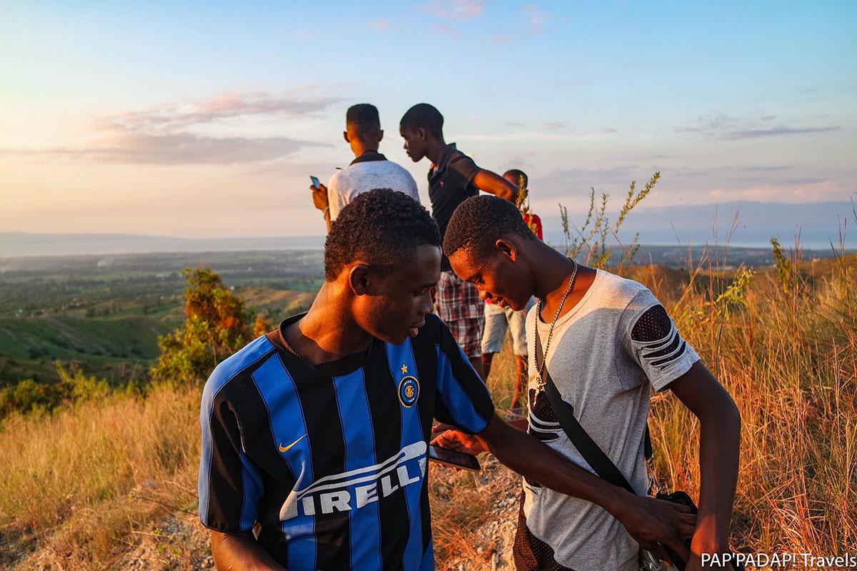 Randonneurs fin de journée - Gressier Haïti - PAP_PADAP! Travels.jpg
