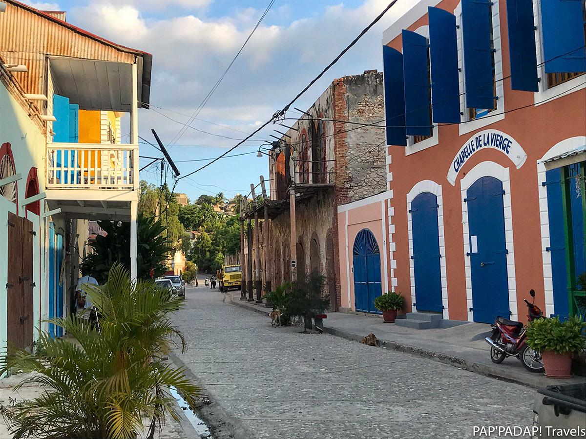 Rue Jacmel 2 - Sud est Haïti - PAP_PADAP! Travels