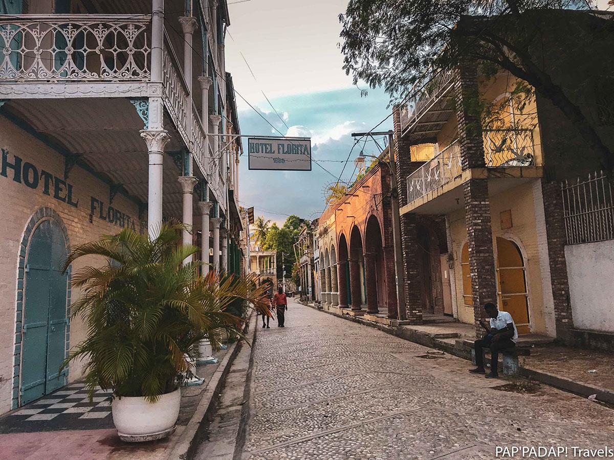 Rue Jacmel - Sud Est - Haïti - PAP_PADAP! Travels