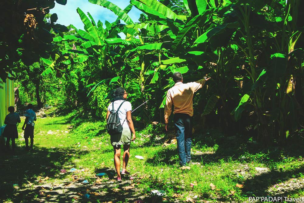 Rudolf Derose – The Coffee Route: Jean-Noël Fund Coffee Planters Association