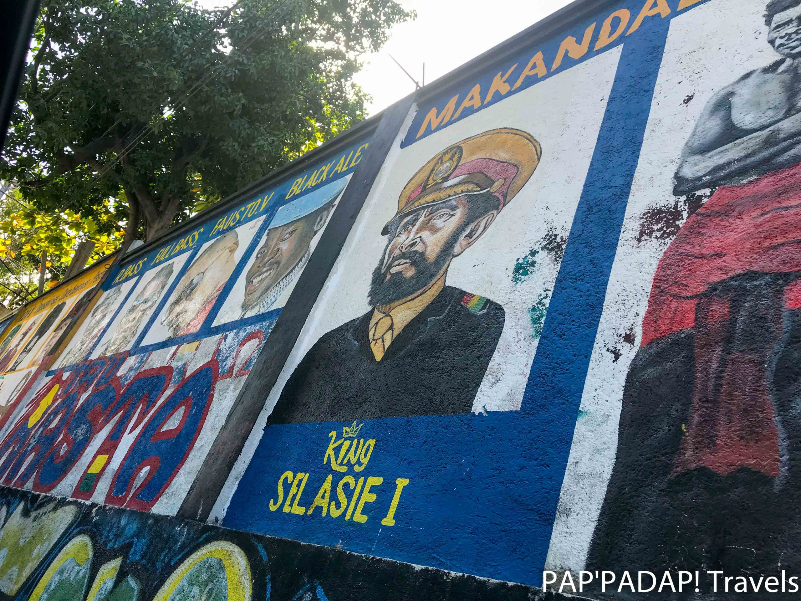 Haitian Street Art - Petionville - Ouest - Haiti