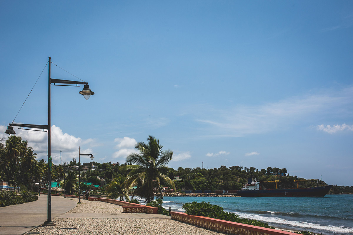Lakou NY - Jacmel Haïti - Mikael Theimer