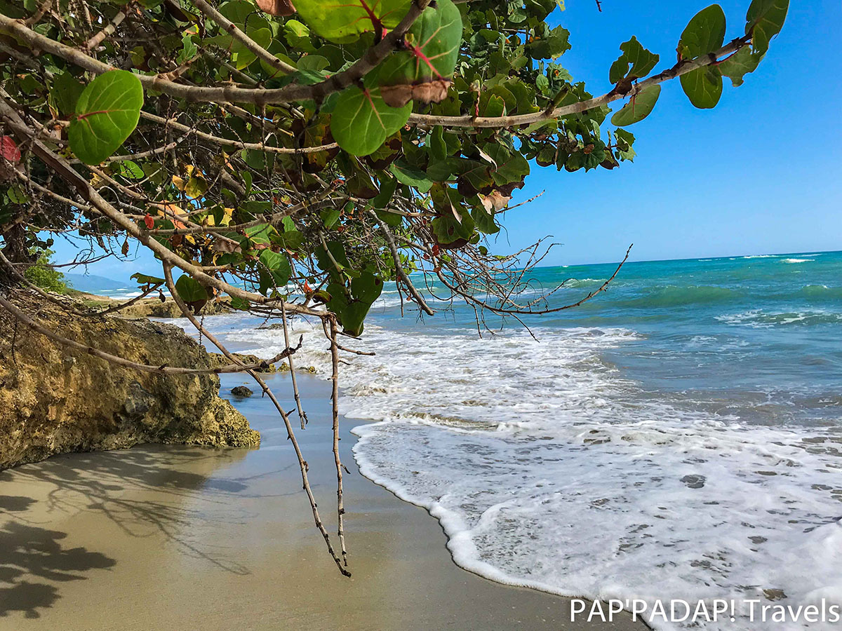 Plage Raymond les bains - Sud - Haiti