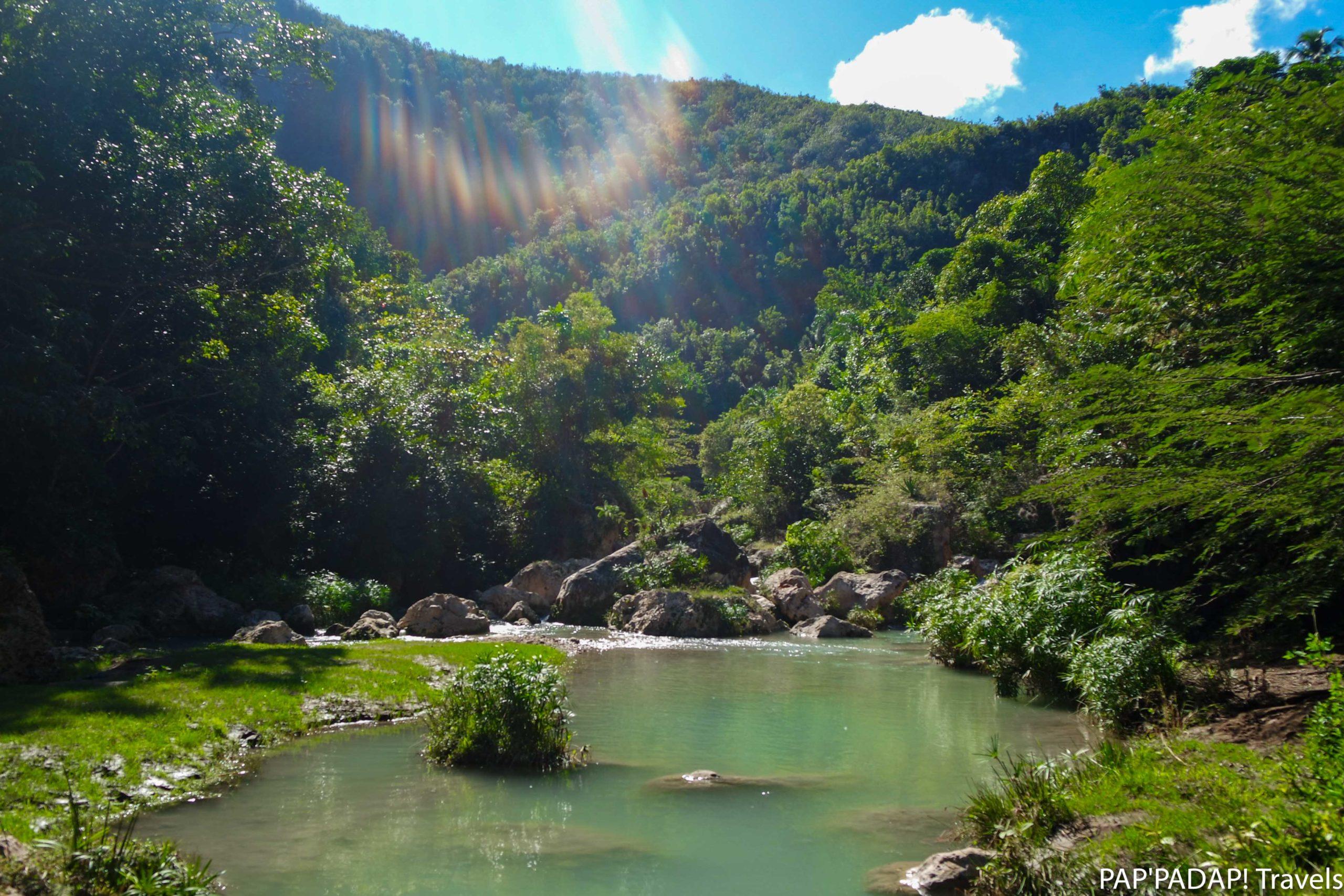 Randonnée Bassin Bleu - nature - Sud Est - Haiti