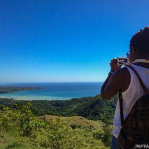 View Baie Jacmel - CC dos - Sud Est - Haiti