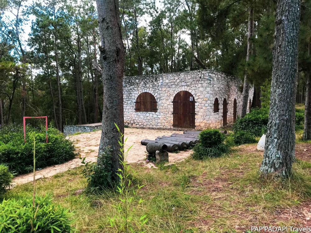 Visite fort Jacques Haïti - PAP_PADAP! Travels