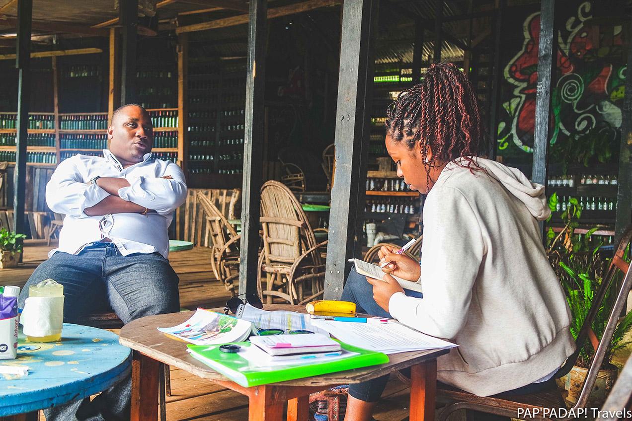 Interview partenaire PAP_PADAP Travels - Haïti