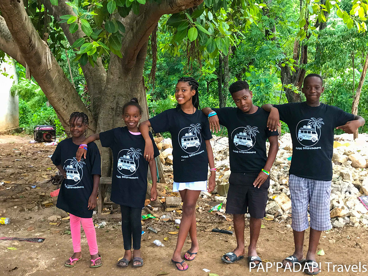Visite grotte bassin Zim - Centre Haïti - PAP_PADAP! Travels
