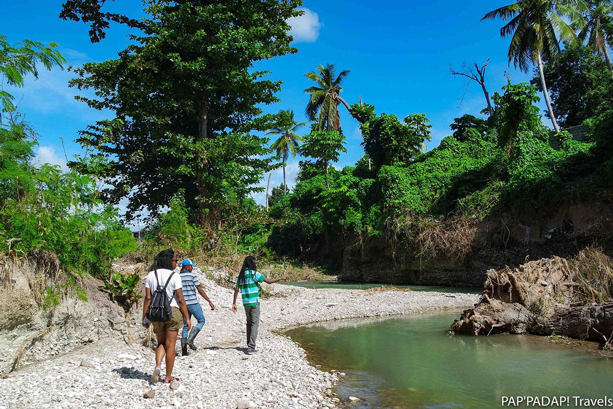 Visite jardin botanique des Cayes - Sud ouest Haïti - PAP_PADAP! Travels