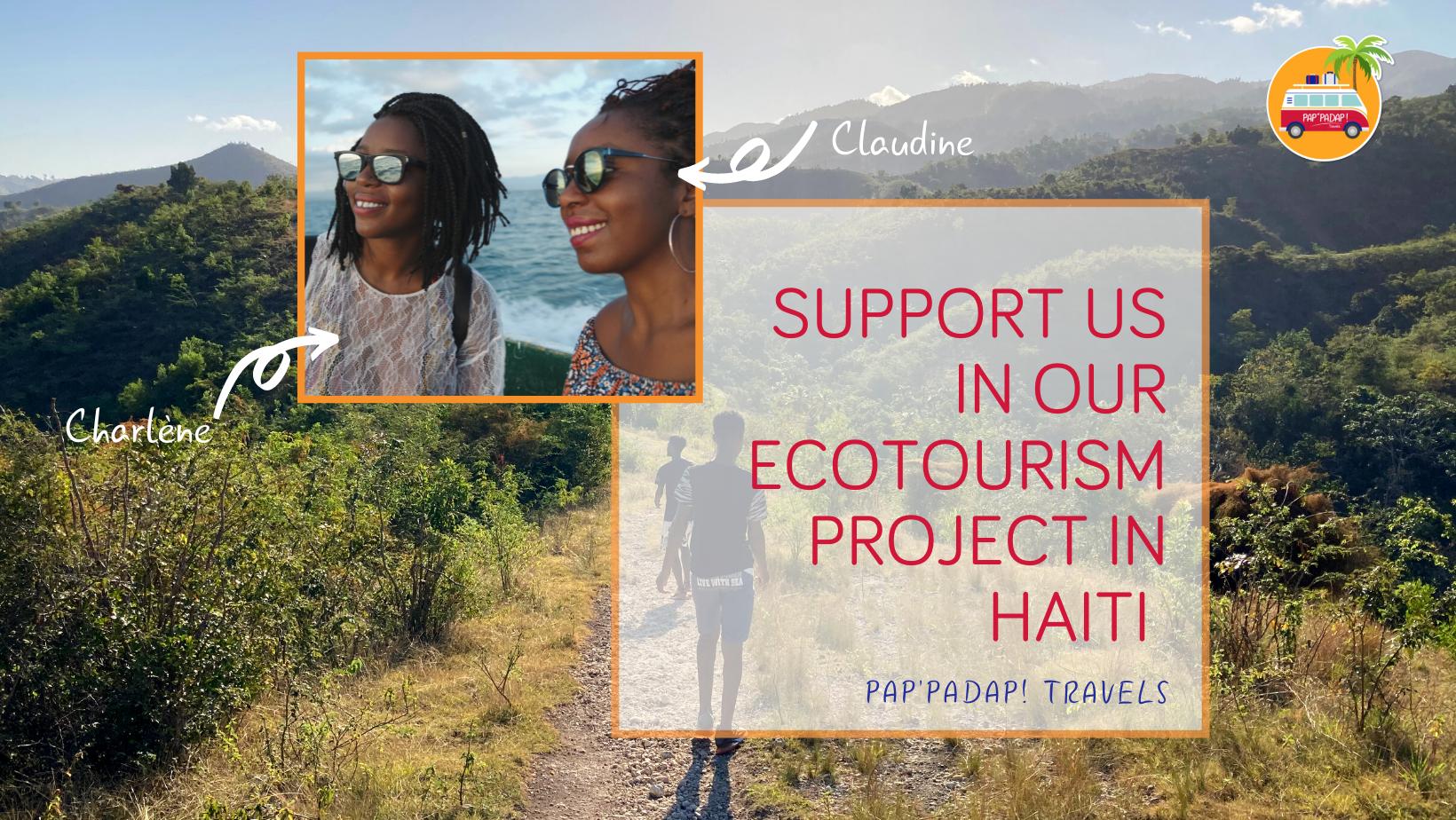 PAP'PADAP! Travels crowdfunding campaign